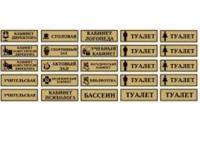 Таблички и наклейки