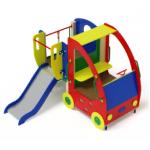 Детский игровой комплекс «Машинка с горкой 1»                                                   2320..