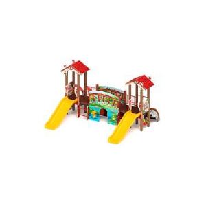 Детский игровой комплекс «В гостях у сказки» H=9004940х3900х2770