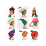 Комплект шапочек