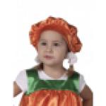 Карнавальная шапочка Арбузик,Клубничка. Груша, Вишенка,Малинка, Тыква