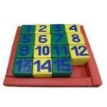 Игра напольная                  «Пятнашки»