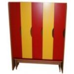 Шкаф для одежды  1-секц. ШД-24..