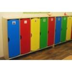 Шкаф для одежды  2-секц. ШД-1.0  ..