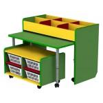 Многофункциональный модуль для развивающей деятельности с набором корзин М-520/РД-3..