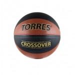 Мяч баскетбольный Torres Crossover №7