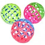 Мяч пластиковый