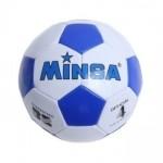 Мяч футбольный MINSA №4