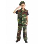 Карнавальный костюм Военного