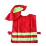 Пожарный МЧС, костюм игровой
