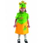 Карнавальный костюм Царевна-лягушка