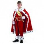 Карнавальный костюм Король бархат