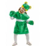 Карнавальный костюм Лягушка мех.