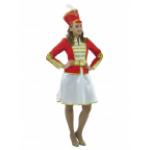 Карнавальный костюм Мажоретка Люкс взрослый.