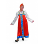 Карнавальный костюм Марья-искусница.