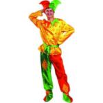 Карнавальный костюм Петрушка.