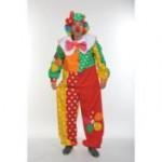 Карнавальный костюм Клоун Филя взрослый.