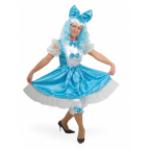 Карнавальный костюм Мальвина.