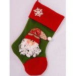 Носок для подарков Санта..