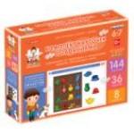Комплект карточек с заданиями для групповых занятий с детьми от 6 до 7 лет. Учимся наблюдать и запом..