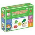 Комплект карточек с заданиями для групповых занятий с детьми от 3 до 4 лет. Учимся наблюдать и запом..