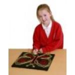 Набор Узорная шнуровка №2 (Набор черных панелей для создания композиций)