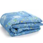 Одеяло детское(105*140), шерсть/поликоттон, плотность 300 г/м2