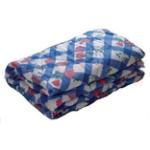 Одеяло 1,5 сп (140*205), синтепон/бязь