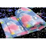 Одеяло детское(105*140), вата/бязь