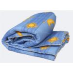 Одеяло детское(105*140), холофайбер/чехол поликоттон, плотность 300 г/м2