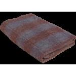 Одеяло 1,5 сп (140*205), п/ш, клетка, пл 400 г/м2