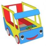 Машинка-автобус м: 1,8*1,1*1,4