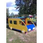 Машинка «Автобус» 2,4х1,1х1,5