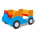 Машинка «Джип» 0,95х0,6х0,5