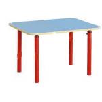 Стол квадратный  регулируемый.                            Размер: 700*700