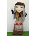 Кукла Баба Яга