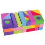 Игровой мягкий конструктор 48 блоков