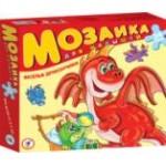 Дрофа Мозаика для малышей 2009 Веселые дракончики
