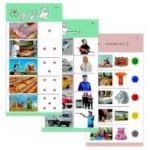 Комплект 10 карточек «Обучающий калейдоскоп® для ДО. Познание. Профессии»