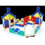 Песочный дворик морской                                           4500х5340х3220