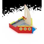 Песочница Яхта                                            4070х2820х3500