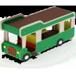 Беседка Автобус                                           3220х1340х1800