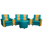 Комплект мягкой мебели «Комфорт» + столик