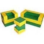 Детская игровая мебель «Филя», трансформируется в мат