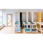 Шкаф кровать Массив, лак, ложе фанера 8мм, топ ЛДСП     h – 760-280-2370