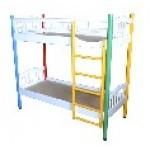 Двухъярусная детская кровать Карандаш 1200/1400*600*1400..