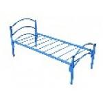 Кровать детская из металла  1200/1400*600*600..