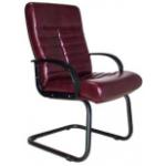 Орион                        низкая спинка, полозья. (эко кожа) В базовую комплектацию кресла «Орион» в исполнении «Пластик» входят подлокотники «727» пластик (кпл. 2 шт.)