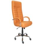 Орион             высокая спинка. (эко кожа) В базовую комплектацию кресла «Орион» в исполнении «Пластик» входят подлокотники «727» пластик (кпл. 2 шт.)
