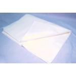 Простыня (110*150),  бязь белая 125 гр/м2